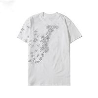 Designer I Non posso respirare nuova maglietta per gli uomini womens 2020 uguaglianza lotte lotte vestiti modello moda nuovo mens top tees nero vite