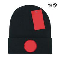겨울 유니섹스 모자 캐나다 자켓 브랜드 남성 패션 니트 모자 고전적인 스포츠 해골 모자 여성 캐주얼 야외 남자 여자 비니