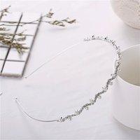 Coréen édition bandeau diamant bandeau de mariée bandeau en gros perles set enfants bandeau de mode mode cheveux accessoires pour cheveux femmes
