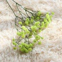 Bébé artificiel goutte gypsophila fleurs maison décors de fête de mariage bouquet de mariage 1pcs1