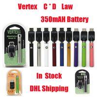Возможность предварительного нагрева аккумулятор 350 мАч В.В. Закон о нагревании 510 резьбовые батареи с USB-зарядным устройством Комплект распылительных картриджей