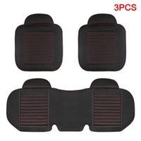 Cubiertas de cubierta de cuero de cuero de la PU cubiertas para accesorios para automóviles para SSANGYONG ACTYON KORANDO KYRON REXTON PROTECTOR 1