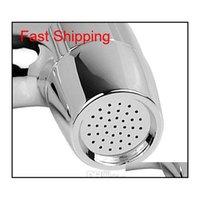 Heißer Verkauf Chrome Shattaf-Toilette ABS-Bidet-Sprayer-Kopf mit Hotcol-Qylse-HaarflipperShop