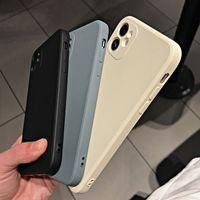 حقيبة واقية YJ01 لغطي فون 11promax سيليكون الخلفي