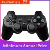 Wireless Bluetooth Gamepad For PS3 Controle Gaming Console Joystick Remote Controller For 3 Gamepads