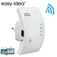 Wireless WiFi Repeater WiFi Extender Router Wi-Fi Amplificatore WiFi Booster Long Range Gamma Wi Fi Repeater 300 Mbps Punto di accesso da 300 Mbps