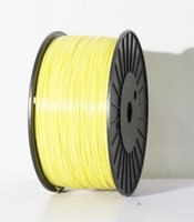 Freeshipping 프리미엄 플라스틱 필라멘트 3D 프린터 PLA + ABS + 목재 / PETG / TPU / 나일론 / PP / PC / ASA / 탄소 섬유 / 어둠 속에서 광선