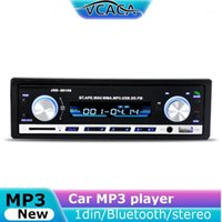 2020 Lettore MP3 Auto Eq Effetto audio Stereo FM / AUX / TF / USB Bluetooth Blue Light Autoelectronic Subwoofer Audioplayer Player1
