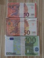 Euro Fake Para Prop Para Kağıt 10 20 50 100 200 500 Euro Bills Fiyatları İş Sahte Kağıt Para Koleksiyonu 012
