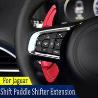 Jaguar XF XE XJ F-PACE F-TYPE X760 X260 X761 volant de voiture Paddle Maj Extension Manettes Accessoires Accélérez changement