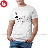 Erkek T-Shirt Gintama T Gömlek Gülümsüyor T-shirt Artı Boyutu Komik Tee Klasik Baskılı Kısa Kollu Adam Tshirt1