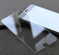 Ультра тонкий закаленное стекло для моделей Apple, 4,7 / 5,5 / 5,8 / 6,1 / 6,5 защитный экран протектор фильм мобильный телефон фильм взрывозащищенные
