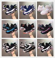 Griffey 1 пресноводная индукционная индукция Щепки вариант королевский номер 24 мужчины баскетбол спортивные туфли белые мужские модные кроссовки размером 7-11