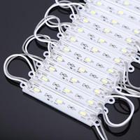 Module de lumière LED étanche Superbright SMD5630 SMD 5730 Module de lumière LED, blanc / rouge / jaune / bleu / vert, DC12V, haute qualité + livraison gratuite