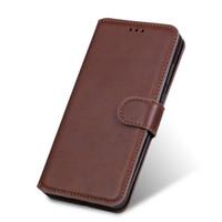 아이폰 (12) 미니 (11) 프로 맥스 가죽 지갑 전화 케이스 삼성 S20 FE A71 A42 화웨이 모토 소니에 대한 카드 슬롯 플립