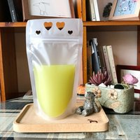 Bebida Embalaje Bolsa Bebida Bebida Sellado Bolsas Self Soporte Bolsas Desechable Plástico Multi Estilo Venta Caliente 0 3bn B2