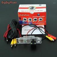 Bigbigroad для Z4 120i E89 E81 E87 135i F20 F21 M1 Автомобильный вид сзади задняя резервная копия парковки камера водонепроницаемый ночной Vision1