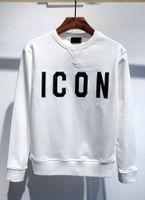 남성 디자이너 후드 긴 소매 검은 흰색 까마귀 망 스웨터 아이콘 남자 의류 아시아 크기 : M-3XL H971RF