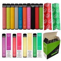 OEM одноразовый Vape Pen Настройка индивидуальных частных лейбл VAPER одноразовые E сигарета 800 слойки 550 мАч слойный бар плюс хороший продавец