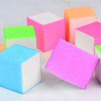 25шт Цвет Случайные буферные блоки для ногтей Блоки для ногтей Блоки Маникюр Файл Полировка Шлифовальные Инструменты 25P Qylsno