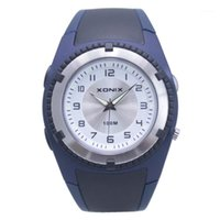 Xonix Watch Спортивные Водонепроницаемые Часы Кварцевые Часы Человек Ударопрочная Простая Личность1