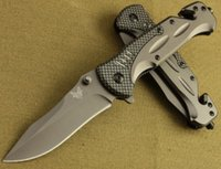 Benchmade farfalla DA31 BM31 tasca di caccia coltello pieghevole lame 5Cr13 lama d'acciaio + acciaio inox maniglia 56HRC
