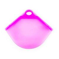 Caja de máscara de silicona portátil Multi Color Face Shield Cover Holder Prueba de polvo Eco Amistable Máscara Contenedor de almacenamiento Venta caliente 8OH L2