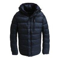 Talifeck Erkekler Ceket Kış Sıcak Erkek Ceket ve Mont Rahat Moda Yastıklı Ceket Yüksek Kalite Parkas Erkek Ceket Marka 201028