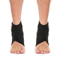2 PCS Stabilisateurs de support de cheville à la cheville élastique Stabilisateurs de la cheville ajustable pour les entorses de volleyball foulard