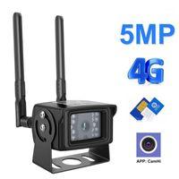Zilnk 4g caméra IP 1080P 5mp 5MP HD 3G Caméra de carte SIM caméra métallique extérieure WiFi sans fil Mini CCTV P2P pour voiture App camhi1