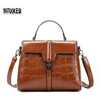 Women PU Leather High Quality Shoulder Bag Ladies Business H...
