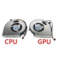 New Laptop CPU GPU Ventola di raffreddamento OEM per MSI GE72 GE62 PE60 PE70 GL62 GL72 CALLER PAAD06015SL 3 PIN1