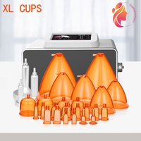NEW Cupping Therapy With 150ML XL Orange Cups BBL Breast Enh...