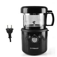 Cafeteiras Cafemasy Home Roaster Electric Mini Não Feijão De Fumo Cozendo Máquina de Assado Bean 220V 1400W EU Plug1