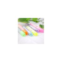 6 pz / lotto carino kawaii mini highlighter creativo bella cartoon ninja coniglio gel penna per bambini cancelleria coreana jlltxk ladyshome