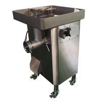 Ticari et kesici et dilimleyici değirmeni DJR-201 paslanmaz çelik taşlama makinesi büyük işleme makinesi1