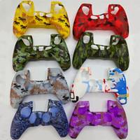 Sytech Controller Concept Case Soft GEL Силиконовые защитные чехлы Резиновые рукоятки для PS5 PlayStation 5