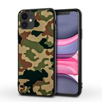 Fashion Camouflage Graffiti and Painting Phone Case for IPhone 12 Mini 12 12pro 12promax 11 11Pro 11Pro Max Popular Protective Back Cover