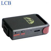 Veicolo in tempo reale Tracker GPS / GSM / GPRS Auto Vehicle Tracker TK102B Mini TRRACK RASTADOR VEICLARE Hot Worldwide1