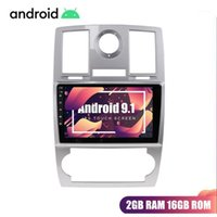 "9 ""2Din Android 9.1 Voiture Radio Autoradio Multimedia Player pour Aspen 300C 2004 2006 2006 2007 2008 STEREO AUTO STEREO GPS WIFI1"