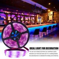 di alta qualità consegna veloce di plastica 12V-5050 RGB IR44 luce di striscia Set 150-LED con telecomando IR controller (tavola bianco della lampada) la consegna gratuita