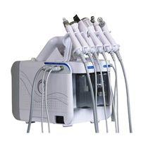 Dispositivo de oxigênio spray 6 In1 H2 O2 Hydra dermoabrasão Facial Hidro Microdermoabrasão Peeling vácuo Limpeza de Pele
