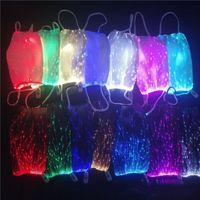 할로윈 LED 음악 라이트 마스크 빛나는 빛나는 플래시 코스프레 마스카라스카라스 파티 용품 크리스마스 마스크