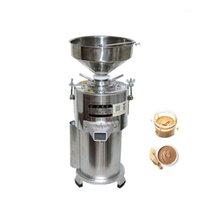 Procesadores de alimentos 15kg / H Mantequilla de maní Máquina de fabricación Sésamo Salsa Maker Gringer Miller Miller Mill1