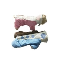 Super caldo piccolo cane vestiti invernali cane cappotto giacca giacca cucciolo cucciolo abiti animali abbigliamento cappotto costume giacca vestiti animali abbigliamento LJ200923