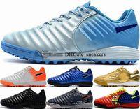 TF 38 TIEMPO 7 в мужском футболе Clears Futsal Zapatos Футбольные ботинки 46 Женщин Обувь Легенда VII 12 Белый EUR Размер США Треневые