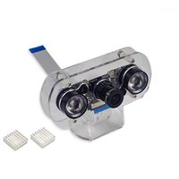 Modulo della fotocamera webcam per Raspberry PI 4 Modello B NOTTE VISION 60 130 Gradi + FFC 4b / 3b / Zero1