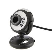 Webcams USB2.0 Web Camera HD 30 Megapixels Power Webcam Mic para computador PC Laptop Desktop Alta Qualidade