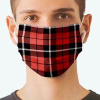 Masque Multi Multi STYLES Masques de visage jetables Masque anti-poussière lavable masque de protection facial masque anti-poussière dans un sac d'emballage indépendant