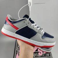 Casual Erkek Kadın Moda Spor Ayakkabı Açık Aşınmaya dayanıklı Düşük Dantel-up Eğlence Dunk Sneakers Kaykay Ayakkabı 36-44